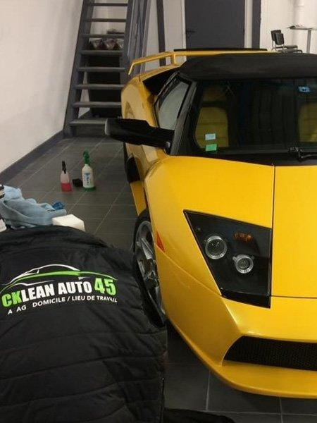 CKLEAN AUTO 45 | Nettoyage automobile pour particuliers et professionnels